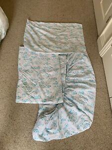 Pillow Fort boys sheet set
