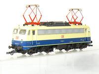 Roco 43389 H0 Dc Locomotive Électrique Br 110.3 La DB Ag, Bleu/Beige , Très Bon