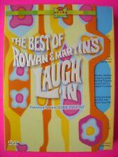 THE BEST OF ROWAN & MARTIN'S LAUGH-IN Vol. 1 Rhino DVD 3 Disc Set