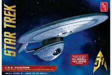 AMT 843 1:1000 Star Trek USS Excelsior Starship