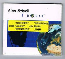 ALAN STIVELL - I DOUAR - FEAT. KHALED, YOUSSOU N'DOUR & JIM KERR - NEUF NEW NEU
