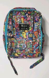 Jujube Tokidoki Kaiju City Backpack JJB KJC Hard To Find