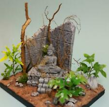 1/35 Scale Jungle Temple ruin model Diorama kit