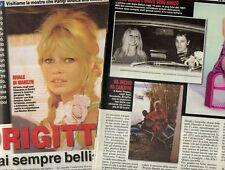 Z7 Clipping Ritaglio 2010 Mostra Parigi Brigitte Bardot Sarai sempre bellissima