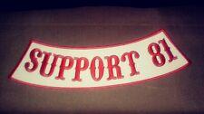 Support 81 Side Rocker Harley, 1%er