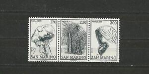 San Marino 1977 Xmas  MNH
