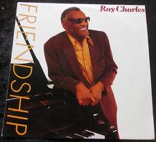 RAY CHARLES Friendship LP