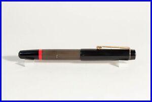 1950s Black 0.2 Rapidograph Rotring TINTENKULI Ink Pen Technical drawing