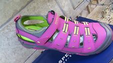 NEW SPERRY WET TEC FISHERMAN SANDALS GIRLS YOUTH 6 WOMENS 8.5 WATER SANDAL PINK