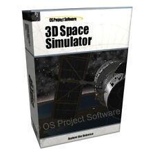 ATN 3D Space Simulator Astronomy Computer Software Program