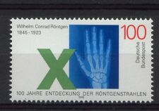 Alemania 1995 Sg # 2625 radiografías Mnh