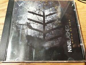 Nine Lashes - World We View (CD 2012) NU-METAL, POST GRUNGE, ALTERNATIVE METAL