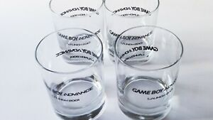Nintendo Vintage GAMEBOY ADVANCED Launch Glass Employee Promo Display READ DESC