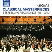 Various Artists - 1987-2012: Great Classical Masterpieces / Various [New CD]