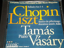 Chopin 4 Ballades Nos 1-4 - Liszt - CD Album - 1993 - BBC Music Magazine