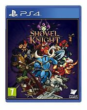 Shovel Knight Ps4 Sony Playstation4 UK PAL Factory