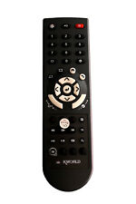 KWORLD Television Remote Control TV New Black Universal IR Infrared