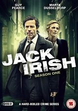 JACK IRISH Stagione 1 Serie Completa 2xDVD in Inglese NEW .cp