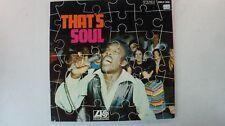That's Soul Gat Atlantic SMLP 008 LP64