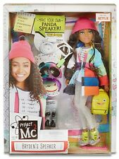Project Mc2 Experiments with Dolls- Bryden's Panda Speaker