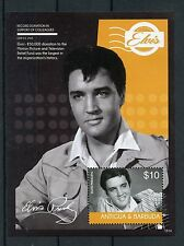 Antigua & Barbuda 2015 MNH Elvis Presley His Life in Stamps 1v S/S III Donation