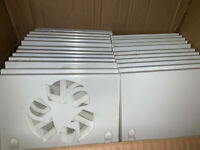 Lot of Used OEM Original Nintendo Wii White Empty Replacement Cases