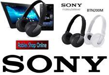 Sony DR-BTN200M Wireless Headset Black mit NFC, Bluetooth 3.0 Neuwertig OVP
