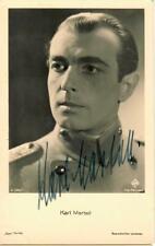 Karl Martell Ross A 2582/1 signiert, Autogramm