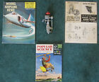 Atwood Wen Mac .049 Outboard Instructions Popular Science Model Airplane News