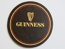 Beer Pub Coaster ~ GUINNESS Stout ~ Additional Coasters Only $0.25 S&H Worldwide