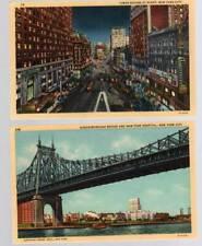 [2495] Times Square-Cadillac Hotel Greyhound Kool - Queensborough Br. NY Hospita
