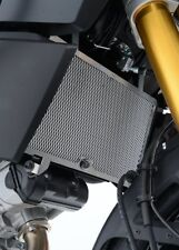Suzuki DL1000 V Strom 2014 R&G Racing Radiator Guard RAD0173BK Black