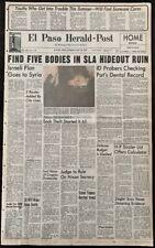 SLA Shootout in Los Angeles - 1974 Newspaper