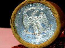 New listing Proof Like Trade Dollar Top Q End / Deep Dmpl S End Morgan Dollar Roll$20 #Mm158