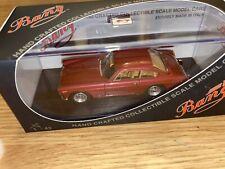Bang Models 7279 Ferrari 250 GTE Street 1960 Metallic Red 1:43 Box 15