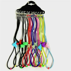 Colorful Children Elastic Glasses Strap Kids Eyeglass Rope Cord Chain Holder