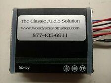 Jaguar Alfa VW MP3 Classic Car Hidden Secret Stereo System USB & SD Card Input