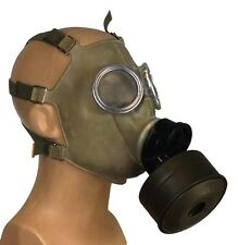 NEW Polish MC-1 GAS MASK WITH 40MM SEAL  FILTER   AND ORIGINAL CARRY BAG