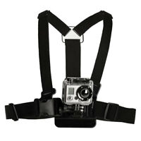 MaximalPower Chest Strap Mount for GoPro Go Pro HD  Hero 2 3 3+ 4 5 6 Session
