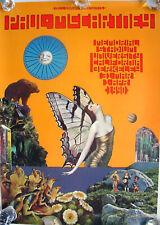Paul McCartney 1990 Concert Poster - Signed by Artist David Singer