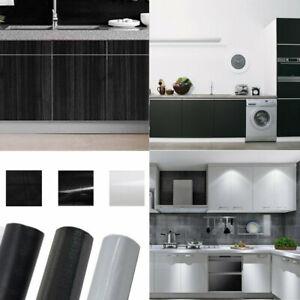 5M 10M Glitter Fablon Kitchen Units Furniture Self Adhesive Vinyl Covering Roll