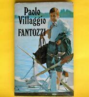 libri rizzoli libro paolo villaggio fantozzi fracchia book books rare
