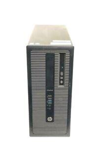 HP EliteDesk 800 G1 Tower Core i7 4770 3.4GHz 16 GB RAM 256GB SSD 2TB HDD Win 10