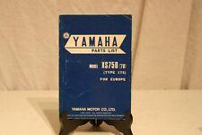ANCIEN MANUEL YAMAHA XS 750 (78).
