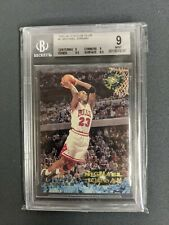 1995-96 Stadium Club #1 Michael Jordan BGS 9