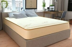 The 2-in-1 Roma by Sleep EZ - Natural Dunlop Latex Mattress