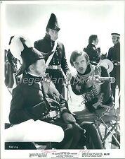1968 Charge of the Light Brigade Original Press Photo David Hemmings