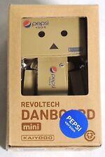 ESAR2266. Revoltech DANBOARD MINI PEPSI Version w/ LED Eyes Kaiyodo (2013) RARE