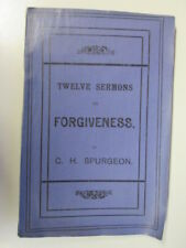 Acceptable - Twelve sermons on forgiveness (Metropolitan Tabernacle Pulpit) - Sp
