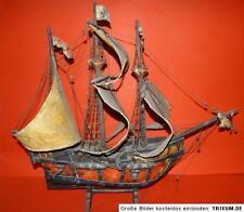 Schiffsmodell Santa Maria Segelschiff Amerika Columbus Schiff Modell Holz